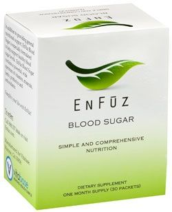 Vitabase EnfūZ Blood Sugar