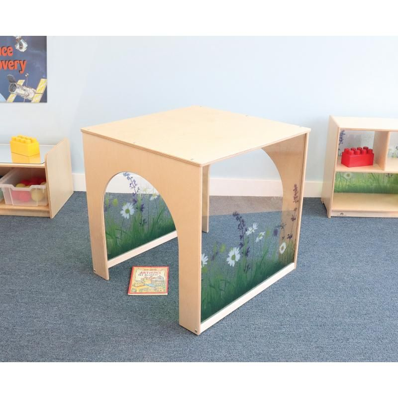 Nature View Play House Cube