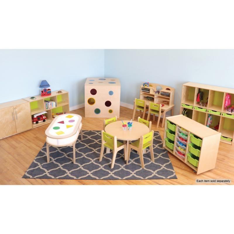 Whitney Plus Porthole Play House Cube