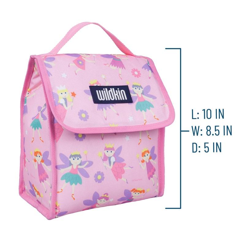 Fairy Princess Lunch Bag
