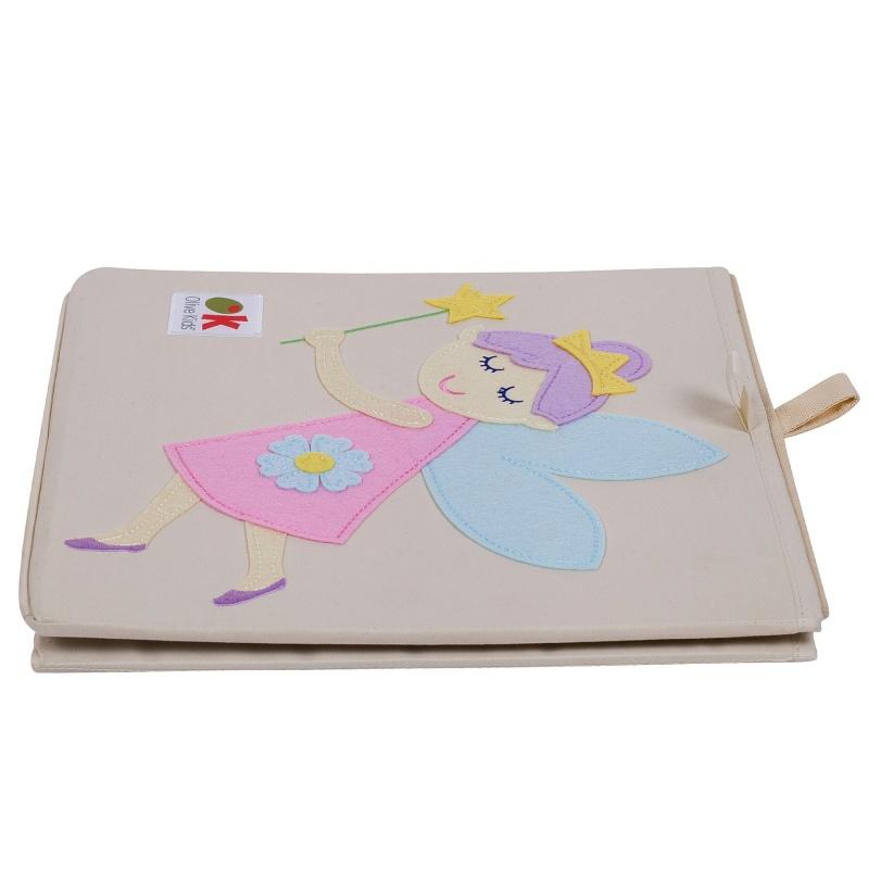 "Fairy Princess 13"" Storage Cube"