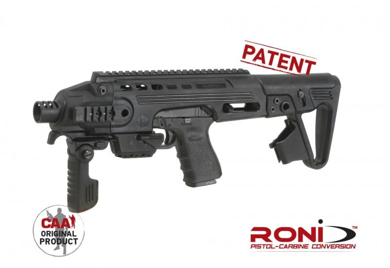 Roni-Hk1, Color: Black
